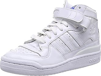 buy online 60236 0a228 adidas Originals Unisex-Erwachsene Forum Mid RS Nigo Low-Top Weiß FTWR White )