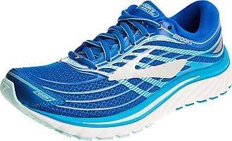 Brooks Womens Glycerin 15 Running Shoes, Blue (Bluemintsilver 1b484), 3 UK