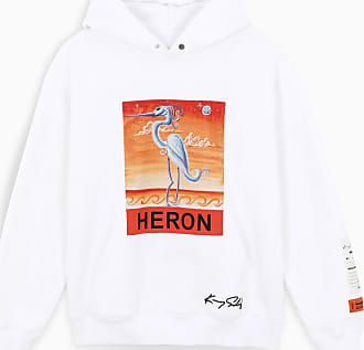 HPC Trading Co. White HP X Kenny Scharf hoodie