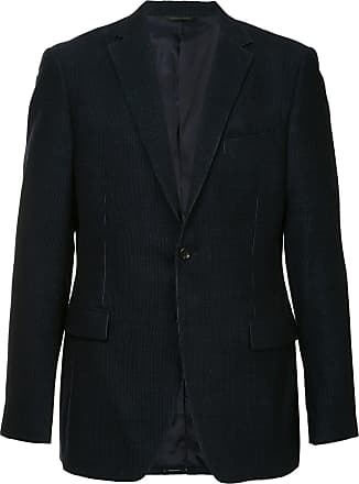 Durban tailored knit blazer - Blue