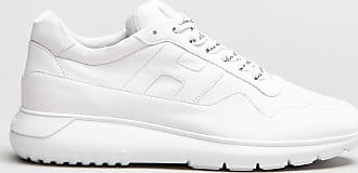 Rabaini Hogan - Sneakers in Pelle Interactive - Bianco