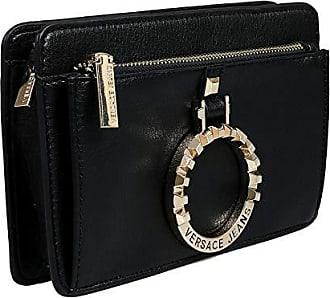 b10b97773a30 Versace Jeans Couture Bag, Sac à bandoulière Femme, Noir (Nero), 3