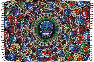 Bali Beach Canga Mandala Skull