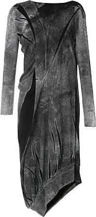 Uma Asymmetrisches Budapeste Kleid - Grau
