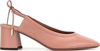L'autre Chose Sapato com amaração no tornozelo - Rosa