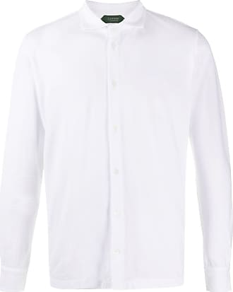 Zanone straight-fit shirt - White