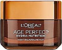 L'Oréal Age Perfect Hydra Nutrition Honey Night Balm Paraben Free