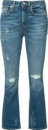 R13 flared jeans - Blue