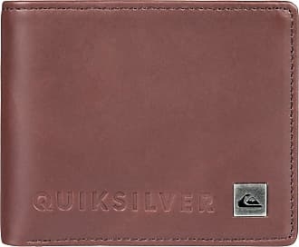 Quiksilver Mack VI - Bi-Fold Wallet - Men - M - Brown