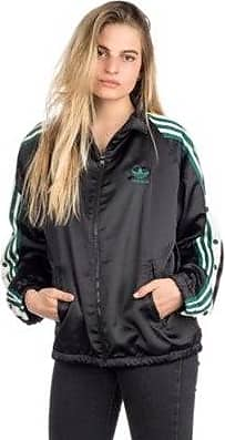 adidas Originals Adibreak Track Top Satin Jacket black fc2439280a
