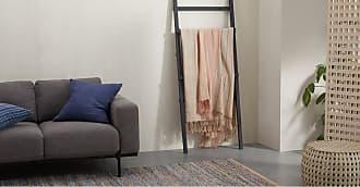 MADE.COM Listra Decke (130 x 170 cm), Rosa