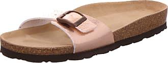 Rohde Alba 5584 Womens Clogs Sandals, schuhgröße_1:37, Farbe:Brown