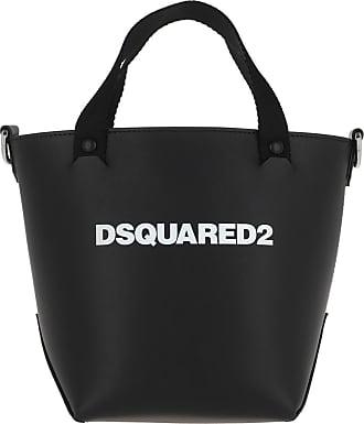Dsquared2 Cross Body Bags - Mini Logo Tote Black - black - Cross Body Bags for ladies