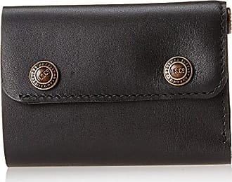 Herschel Supply Co. Spencer Leather Wallet, Black