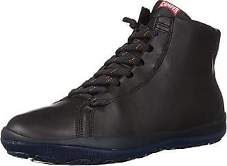 Mens Mid Boots Mens Mid Boots Camper Peu Pista Gtx Black