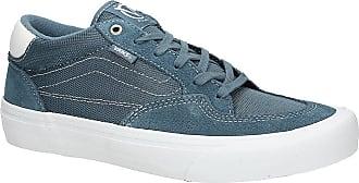 Vans Rowan Pro Mirage Skate Shoes blue / white