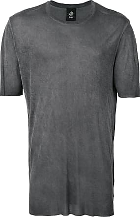 Thom Krom Camiseta longa lisa - Preto