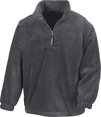 Result Polartherm Active Fleece Top Sizes Available Up To 56 Chest (Large 44, Oxford Grey)