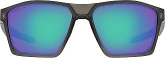 Ray-Ban Mens 0OO9397 Sunglasses, Brown (Matte Grey Ink), 58.0
