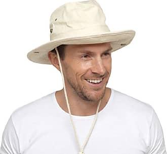 Undercover Mens Tom Franks Safari Hat GL779 Natural L/XL