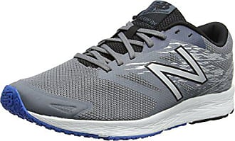 new product 02ca3 7778b New Balance Flash Run V1, Chaussures de Fitness Homme, Gris (Grey),