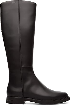 Camper Womens Iman Knee high Boot, Black, 2.5 Child UK