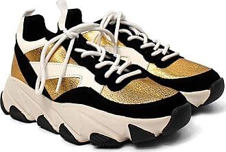 Damannu Shoes Tênis Chunky Dara - Cor: Preto - Tamanho: 39