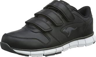 Kangaroos Kangaroos K-bluerun 700 V B, Unisex Adults Low-Top Sneakers, Black (black/dk grey 522), 6.5 UK (40 EU)