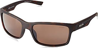 4271ee1b66 Revo Crawler RE 1027 02 BR Polarized Rectangular Sunglasses