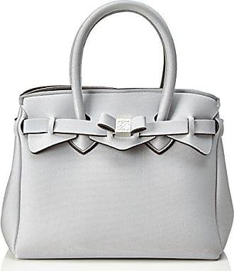 a4ce3d68 Save My Bag Petite Miss - Bolso de mano para mujer, 26 x 23 x