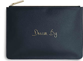 Katie Loxton Perfect Pouch - Dream Big - Navy