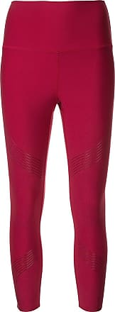Nimble Activewear Calça legging de cintura alta - Vermelho
