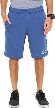 Oakley Short Oakley Logo Fleece Azul