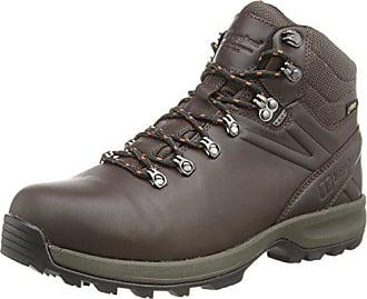 de EU Plus Homme Hautes Brown 5 Boot Explorer 40 Ridge Chaussures Randonnée V32 GTX Berghaus Marron Brown Leather YfHTqxwpn