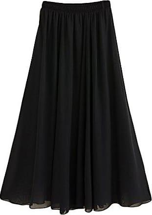 Damen Rock Sommerröcke mit Gummizug ...Größe M,XXL