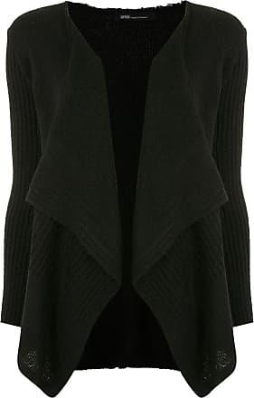 Uma Blusa Nantai - Di colore nero