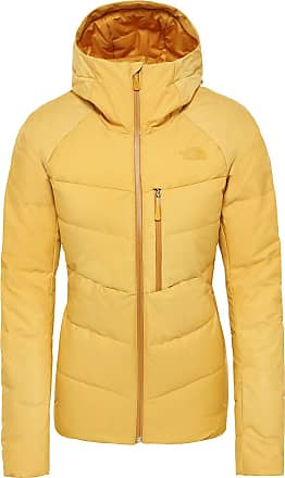 The North Face Heavenly Down Insulator Jacket golden spice