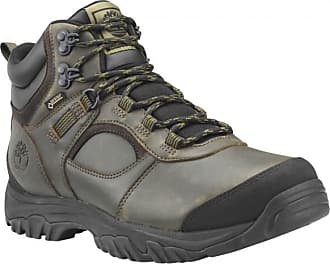 Timberland Mt. Major Mid Leather GTX Wanderschuhe für Herren   grau/schwarz