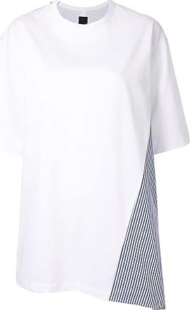Juun.J Camiseta oversized decote careca - Branco