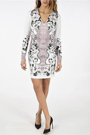 Just Cavalli Long Sleeved Printed Pencil Dress size 44