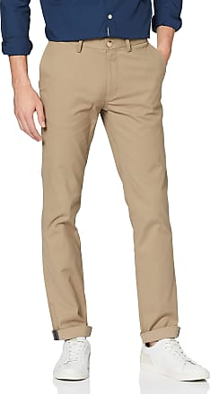 Ben Sherman Mens Stretch Chino Trousers, Beige (STONE 40), W38/L32 (Manufacturer Size: 38R)