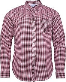 Ben Sherman long sleeve gingham shirt