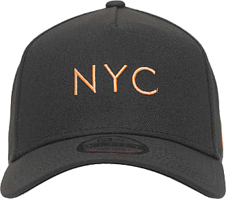 New Era BONÉ MASCULINO 940 SIMPLE FLUOR NYC - PRETO