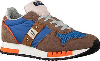 Blauer Braune Blauer Sneaker Low S0queens01/sto