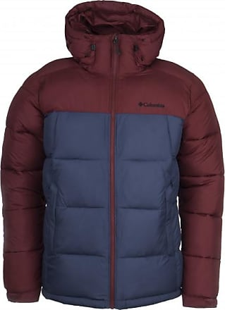 Columbia Pike Lake Hooded Jacket Giacca sintetica Uomo | blu/lilla/rosso