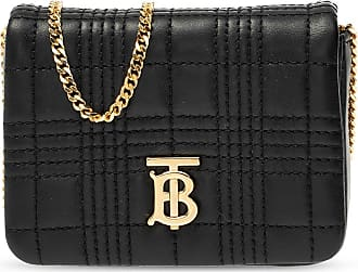Burberry Lola Mini Shoulder Bag Womens Black