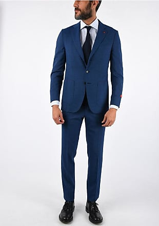 Isaia Wool Suit size 48