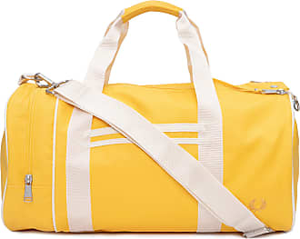 Fred Perry BOLSA MASCULINA TIPPED BARREL - AMARELO