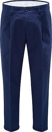 Pantaloni Torino Hose Style 05 navy bei BRAUN Hamburg