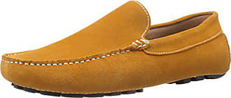 Zanzara Mens Picasso Slip-On Loafer Yellow 9.5 M US